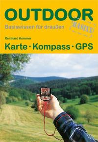 Karte, Kompass, GPS