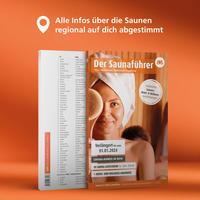 Aachen, Köln, Düsseldorf, Bonn, Bergisches Land & Niederrhein Süd - Der regionale Saunaführer mit Gutscheinen Region 6.9