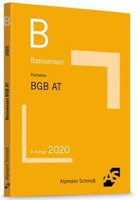 Basiswissen BGB AT/Allgemeiner Teil