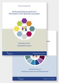 Achtung Kinderperspektiven! Mit Kindern KiTa-Qualität entwickeln - Methodenschatz I und II