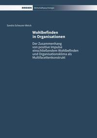 Wohlbefinden in Organisationen