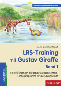 LRS-Training mit Gustav Giraffe 1