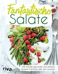 Cover: Eva Siegmund Fantastische Salate