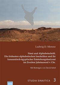 Sinai und Alphabetschrift
