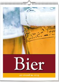 Wochenwandkalender: Bier-Kalender 2019