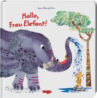 Hallo, Frau Elefant!