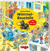 Meine kleine Wimmel-Baustelle - Cover