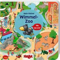 Mein kleiner Wimmel-Zoo