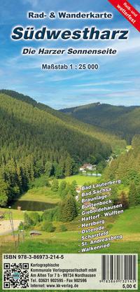 Südwestharz - Die Harzer Sonnenseite