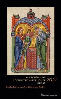Beuroner Kunstkalender: Die Schönheit hochmittelalterlicher Kunst 2021