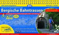 ADFC-Radausflugsführer Bergische Bahntrassen 1:50.000 praktische Spiralbindung, reiß- und wetterfest, GPS-Track Download