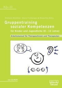 Gruppentraining sozialer Kompetenzen für Kinder und Jugendliche (8-12 Jahre)