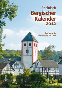 Rheinisch Bergischer Kalender 2012