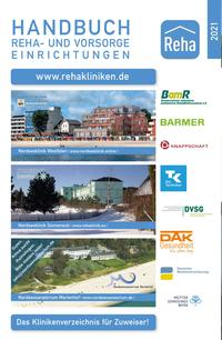 Handbuch Reha- und Vorsorgeeinrichtungen 2021