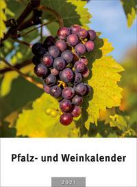 Pfalz- und Weinkalender 2021