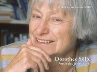 Dorothee Sölle - Poesie des Widerstand 2020