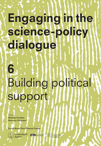 Engaging in the science-policy dialogue