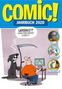 COMIC!-Jahrbuch 2020