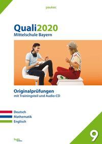 Quali 2020 - Mittelschule Bayern