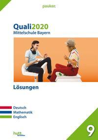 Quali 2020 - Mittelschule Bayern Lösungen