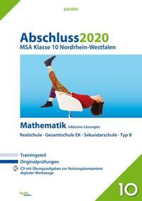Abschluss 2020 - Mittlerer Schulabschluss Nordrhein-Westfalen Mathematik