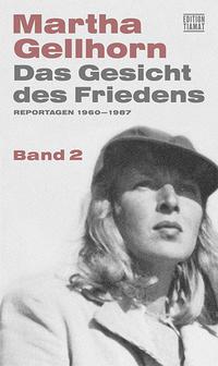 Das Gesicht des Friedens 2 - Cover