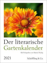 Der literarische Gartenkalender 2021
