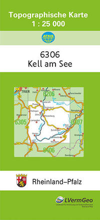 TK25 6306 Kell am See