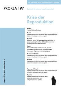 Krise der Reproduktion