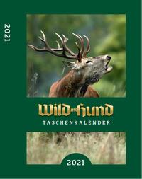 Taschenkalender WILD UND HUND 2021