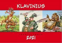 Klavinius Jagdkalender 2021
