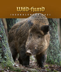 Jagdkalender Wandvariante 2021