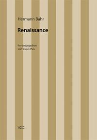 Hermann Bahr / Renaissance