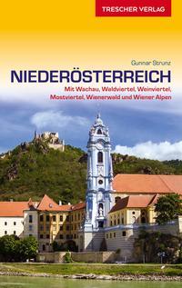 Cover: Gunnar Strunz (Verfasser) Niederösterreich