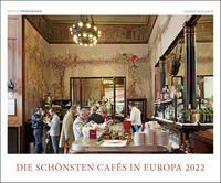 Die schönsten Cafés in Europa 2022