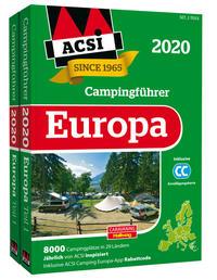 ACSI Internationaler Campingführer Europa 2020