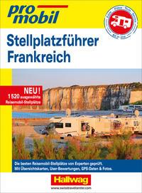 Stellplatz-Atlas Frankreich 2020/2021 Promobil