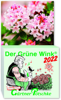Gärtner Pötschkes 'Der Grüne Wink 2022'