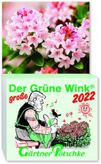Gärtner Pötschkes 'Der große Grüne Wink 2022'