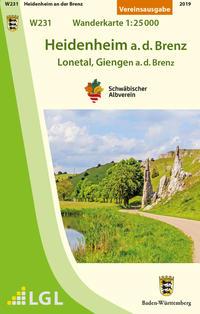 Heidenheim a.d.Brenz - Lonetal, Giengen a.d.Brenz