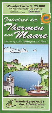 Ferienland der Thermen und Maare - Wandern zwischen Nürburgring und Mosel