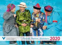 GfbV- Bildkalender 2020