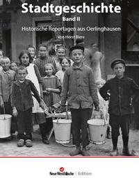 Stadtgeschichte Oerlinghausen - Band 2