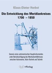 Die Entwicklung des Meridiankreises 1799-1850