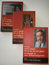 Erwin K. Scheuch - Wer hat, dem wird gegeben