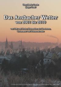 Das Ansbacher Wetter von 2001 bis 2010