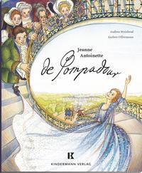 Jeanne Antoinette de Pompadour