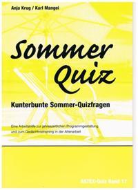 Sommer-Quiz - Kunterbunte Sommer-Quizfragen