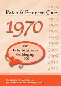Raten & Erinnern Quiz 1970
