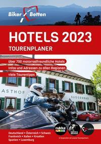 Bikerbetten Tourenplaner Hotels 2021